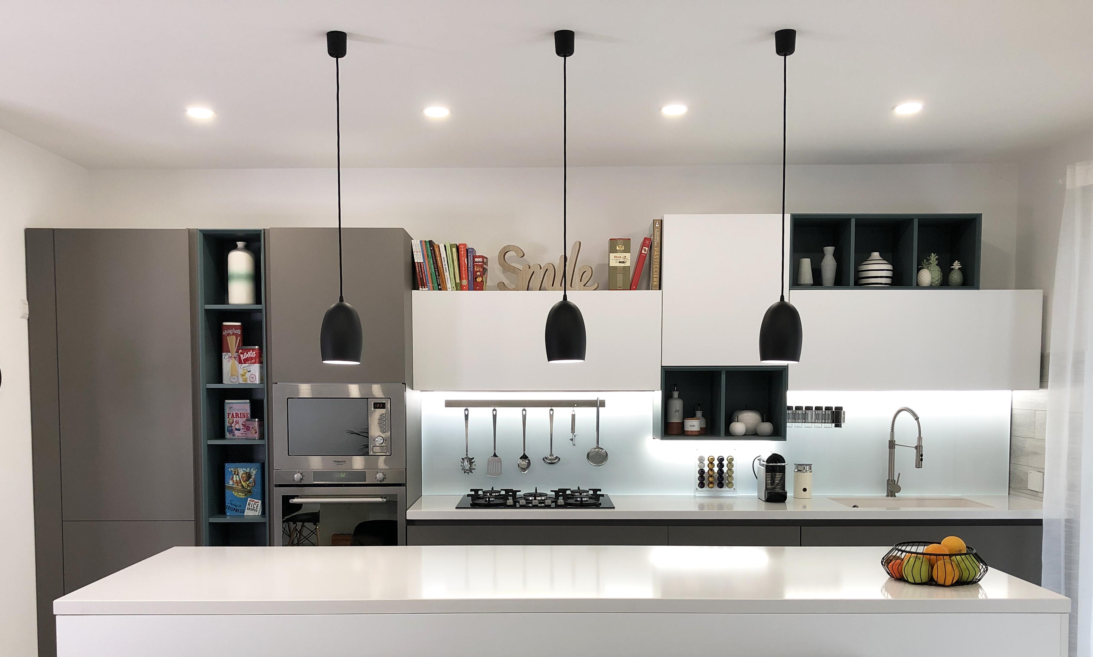 Cucina Progetto SILVIA+ANTONELLO di Feeling at Home